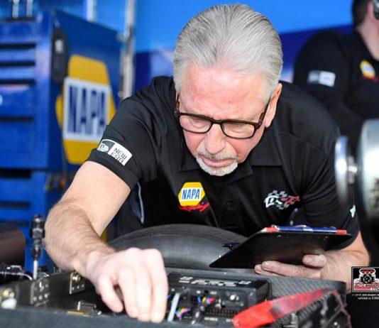 Don Schumacher Racing crew chief Rahn Tobler has confirmed his retirement.