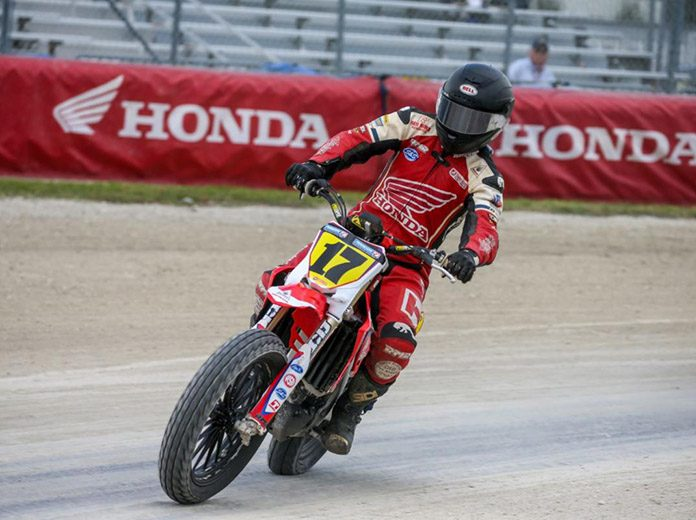 Turner Racing has partnered with Honda for the upcoming American Flat Track campaign.
