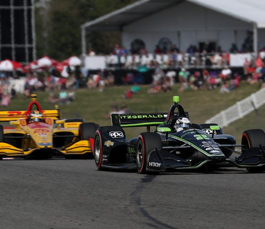 The NTT IndyCar Series opener at Barber Motorsports Park will shift to April 18. (IndyCar Photo)