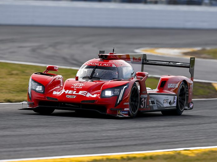 Chase Elliott, who will drive the No. 31 Whelen Engineering Cadillac DPi in the Rolex 24, is among several NASCAR stars who will compete in the Rolex 24 later this month. (IMSA Photo)