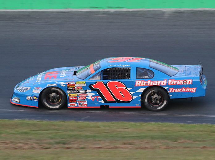 The Richard Green Racing team has been a Thunder Road staple for nearly two decades with two track championships and 17 wins. (Alan Ward photo)