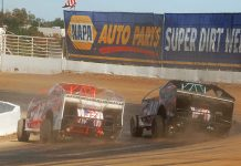 NAPA will continue its sponsorship of Super DIRT Week. (Collin Casserley Photo)