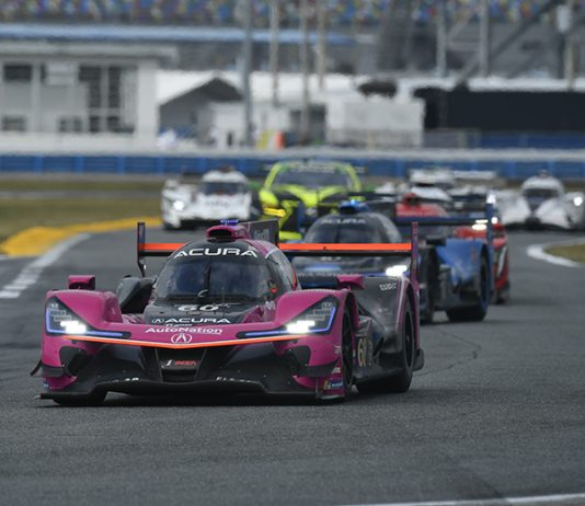 Acura has announced plans to compete in the upcoming LMDh division in 2023 in the IMSA WeatherTech SportsCar Championship. (IMSA Photo)
