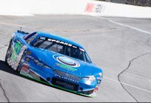 Dean Thompson will be back with High Point Racing this season to chase the SPEARS Southwest Tour championship.