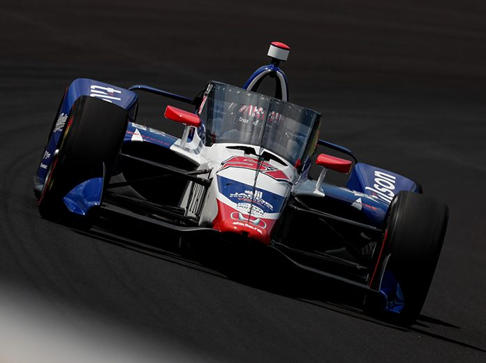 Rick Ware Racing has teamed with Dale Coyne Racing for a full-season NTT IndyCar Series program. (IndyCar Photo)