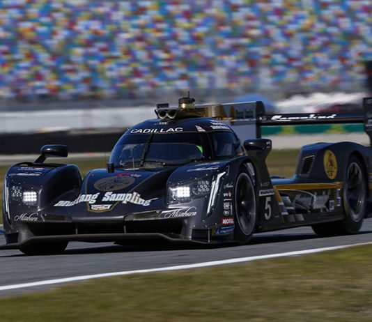 The Rolex 24 has long been a favorite of drivers with Indy car racing experience. (IMSA photo)