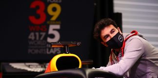 The addition of Sergio Perez to the Red Bull team is expected to elevate the team's Formula One program. (Red Bull Photo)