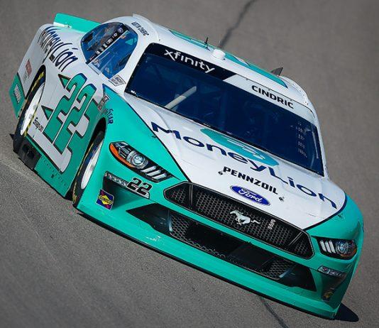MoneyLion has renewed its sponsorship agreement with Team Penske. (HHP/Chris Owens Photo)