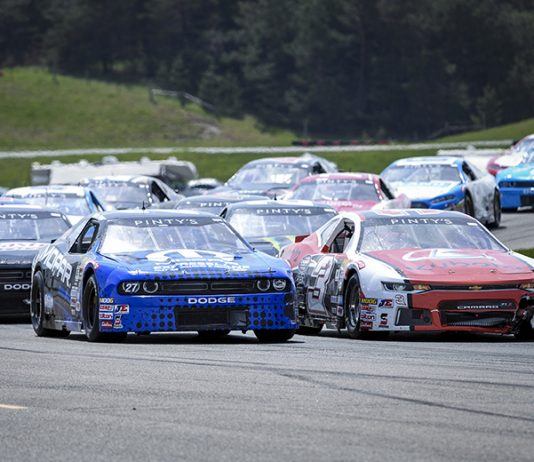 The NASCAR Pinty's Series will host a full slate of events in 2021. (Matthew Manor/NASCAR Photo)