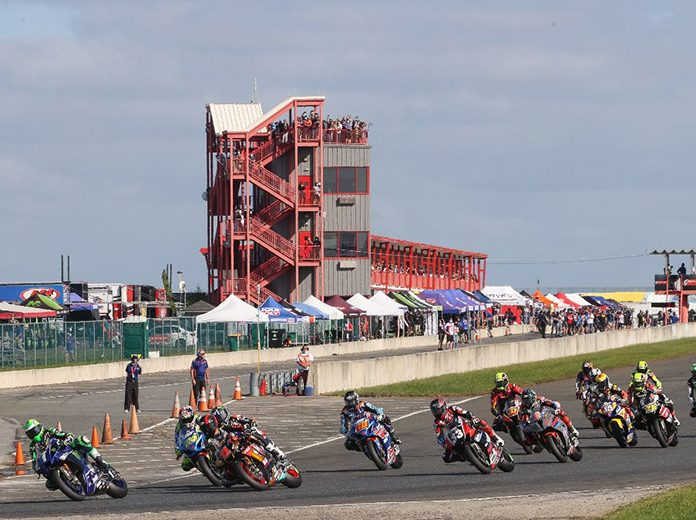 MotoAmerica has revised its 2021 schedule. (Brian J. Nelson Photo)