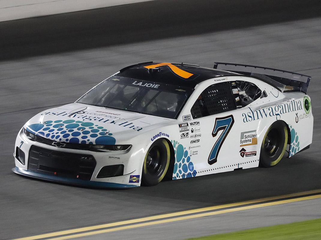 Daytona 500: Spire Motorsports cherish Lajolie result