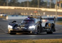 JDC-Miller MotorSports came up short in the Rolex 24, but the team has found a silver lining in its effort. (IMSA Photo)