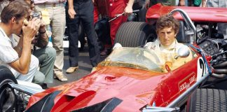 Jochen Rindt was posthumously crowned the Formula One champion in 1970 after dying in a crash during practice for the 1970 Italian Grand Prix.
