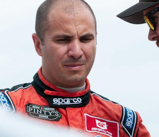 Brett Taylor will drive the No. 3 entry during the upcoming NASCAR Pinty's Series season. (Matthew Murnaghan/NASCAR Photo)