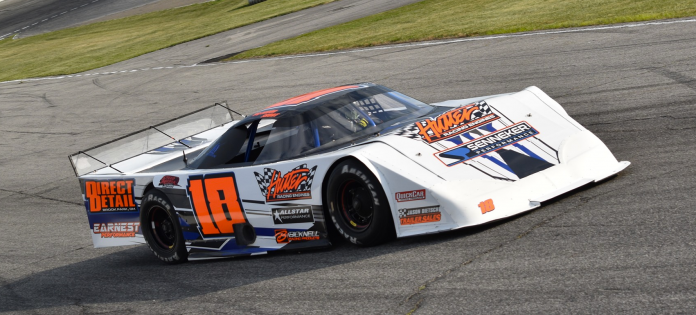 Brandon Short has committed to the full Reveal The Hammer Outlaw Super Late Model Series schedule.