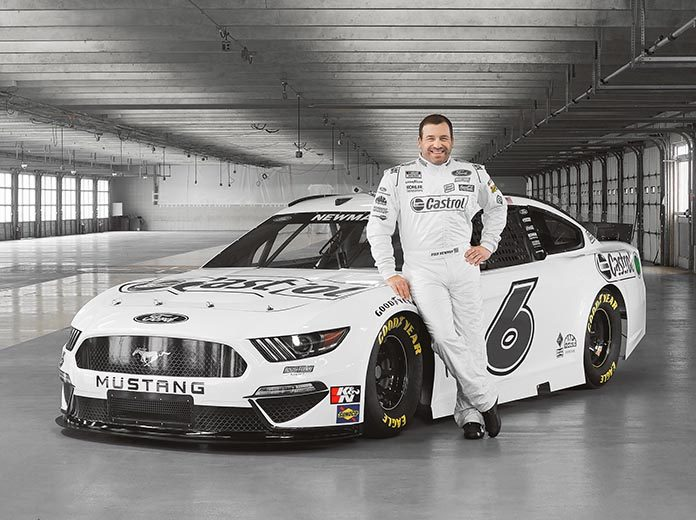 Roush Fenway Racing has become the first carbon neutral NASCAR team.