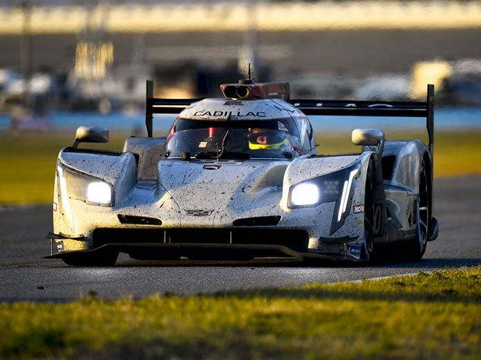Chip Ganassi Racing has already refocused after a disappointing end to the Rolex 24. (IMSA Photo)