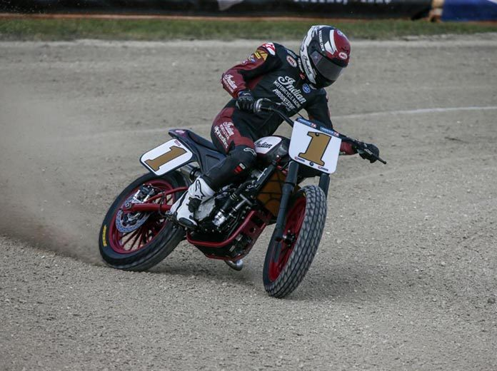 Briar Bauman (pictured) and Jared Mees will make up the Indian Wrecking Crew in 2021.