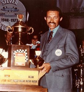 Richard Petty following his 1972 NASCAR Winston Cup Series championship. (Photo by ISC Archives via Getty Images)
