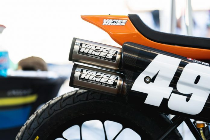Vance & Hines has been named the presenting sponsor of the AFT Production Twins class.