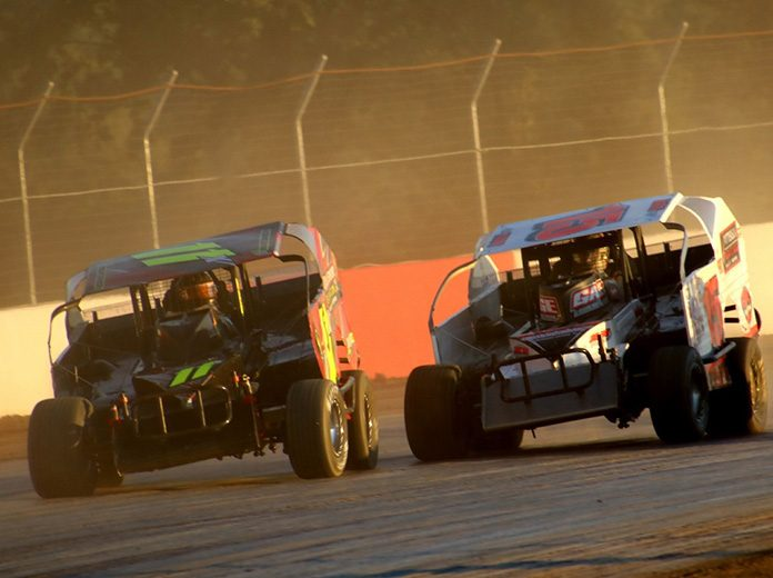 Vermont's Devil's Bowl Speedway has an ambitious 24-event schedule lined up for the 2021 season. (Alan Ward photo)