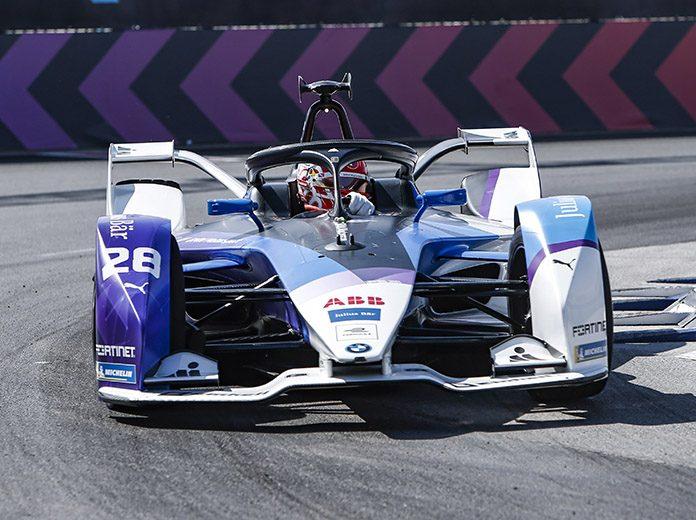 Andretti Formula E will utilize BMW drivetrains in season eight. (Formula E Photo)