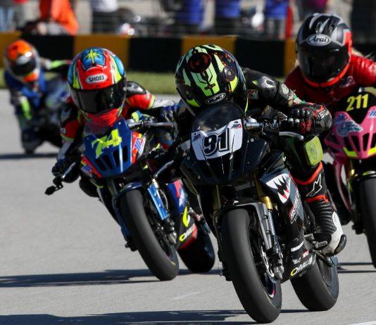 Motul will return in 2021 as the presenting sponsor of the MotoAmerica Mini Cup by Motul Series. (Brian J. Nelson Photo)