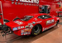Elite Motorsports and Erica Enders have added sponsorship from GunSkins.