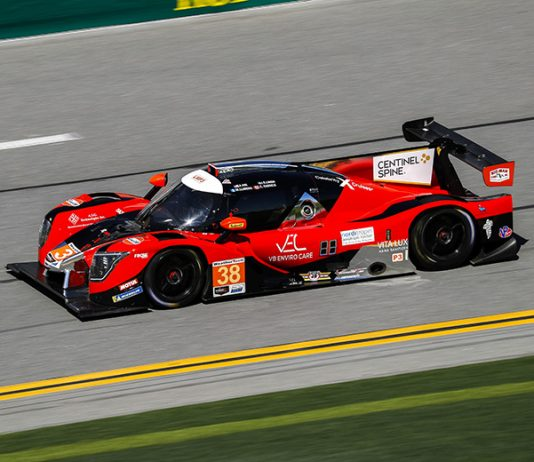 A pair of 16-year-old drivers, Mateo Larena and Ayrton Ori, made their Rolex 24 debuts in January. (IMSA Photo)