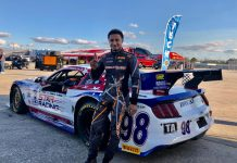 Ernie Francis Jr. (pictured) and Chloe Chambers have been named the first drivers for Future Star Racing.