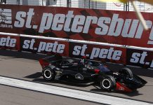 Fans will be allowed during the Grand Prix of St. Petersburg in April. (IndyCar Photo)