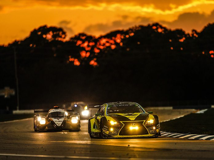 IMSA has revealed new dates for the Petit Le Mans and the Michelin GT Challenge. (IMSA Photo)