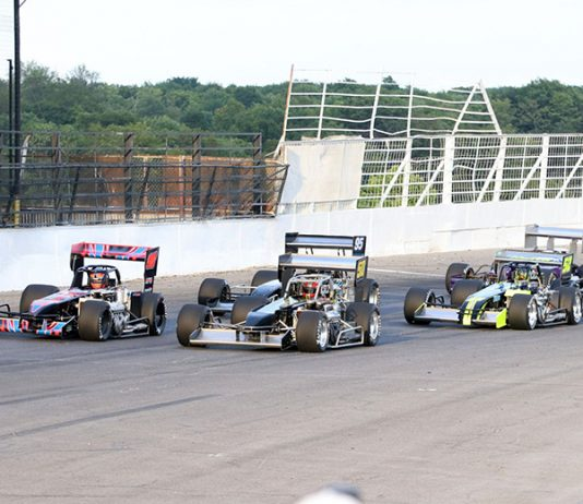 Oswego Speedway officials have accelerated plans to open for the season in May. (Bob Clark Photo)