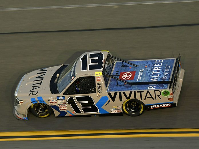 Sakar Int'l has extended its sponsorship support of ThorSport Racing and Johnny Sauter.