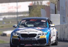 Jacob Ruud powered to victory in Saturday's TC America race at Sonoma Raceway.