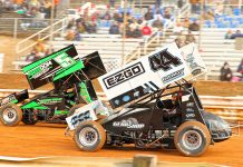 PHOTOS: 410 Sprint Cars