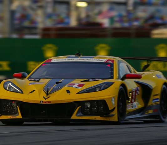 Corvette Racing will enter the Six Hours of Spa-Francorchamps to prepare for Le Mans. (IMSA Photo)