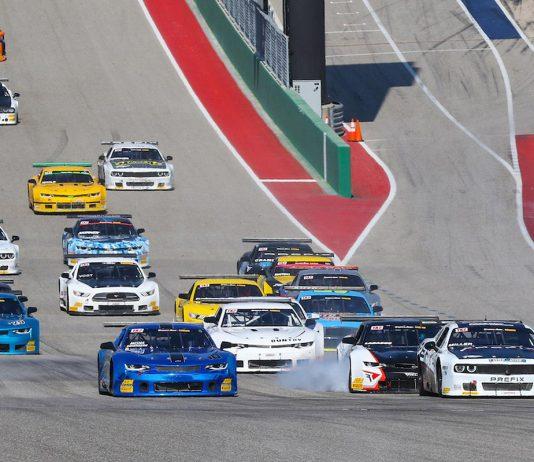 Trans-Am Series Circuit of the Americas. (Chris Clark Photo)