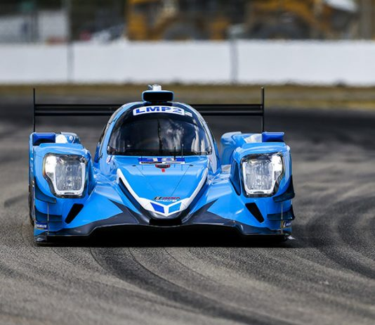 Ryan Dalziel has renewed confidence after a victory in the Rolex 24 in January. (IMSA photo)