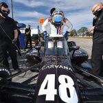 Jimmie Johnson (IndyCar Photo)
