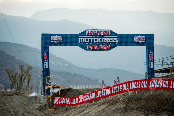 Lucas Oil has renewed its sponsorship of the Lucas Oil Pro Motocross Championship.