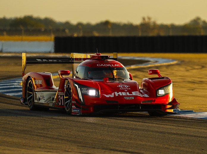 Action Express Racing has gotten off to a rough start this season. (IMSA Photo)