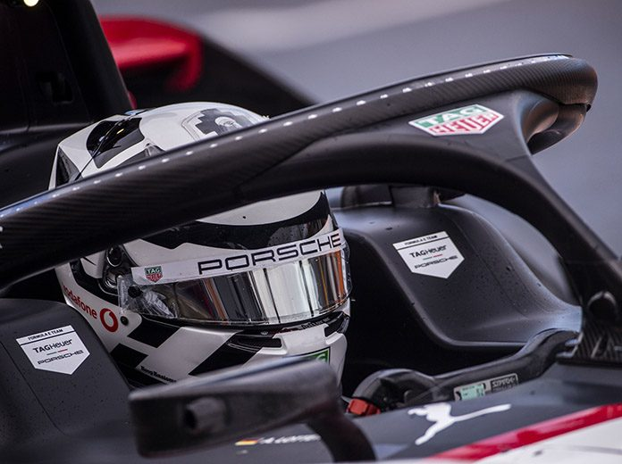 Porsche has committed to the Gen3 era of Formula E. (Sam Bloxham / LAT Images Photo)
