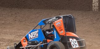 Chris Windom USAC 2020 Mike Campbell Photo