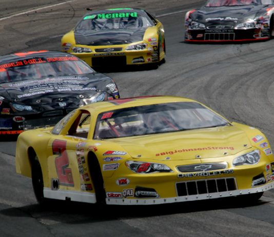 The American-Canadian Tour is going to Hickory for the first time this weekend, with many series regulars tuning up for the point-counting season. (Alan Ward photo)