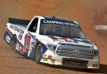 Derek Kraus will have a new crew chief in the NASCAR Camping World Truck Series. (Toyota Photo)