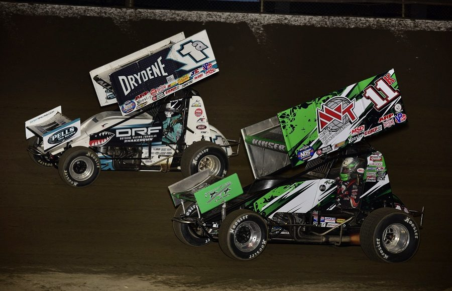 PHOTOS: Outlaws Battle During