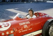 Ray Crawford (Bob Gates Photo Collection)