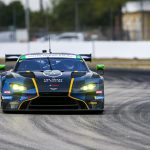 The Heart Of Racing Team is closing in on a trip to victory lane. (IMSA Photo)