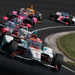 Peacock will stream the Indianapolis 500 open test this week from Indianapolis Motor Speedway. (IndyCar Photo)